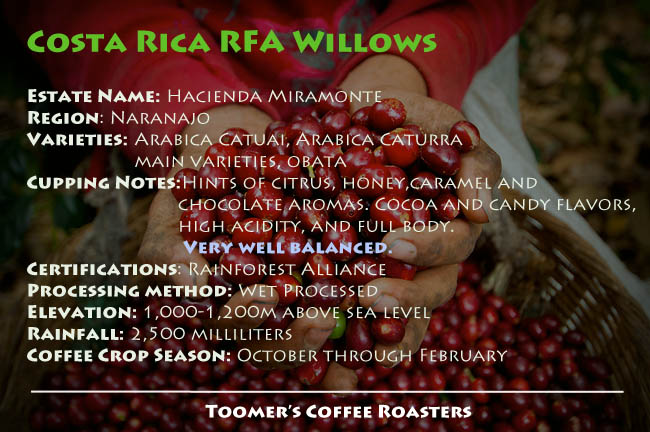 toomers_coffee_roasters_willows_costa_rican