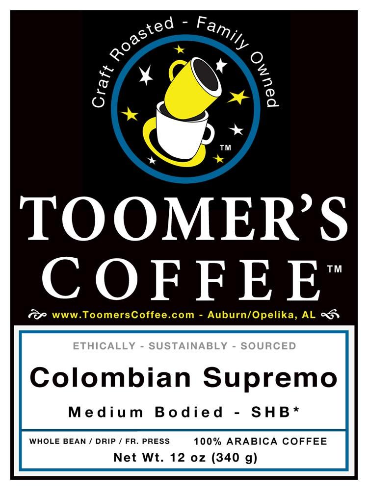 Colombian Supremo SHB
