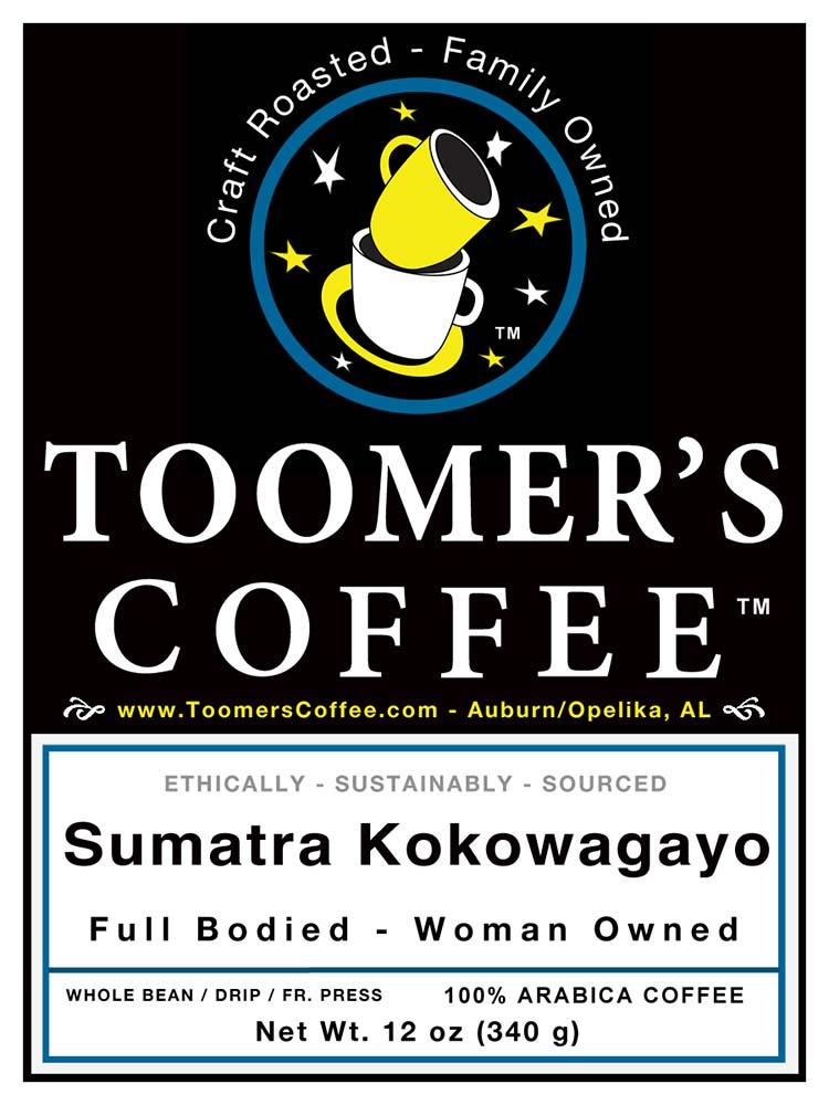 Sumatra Kokowagayo