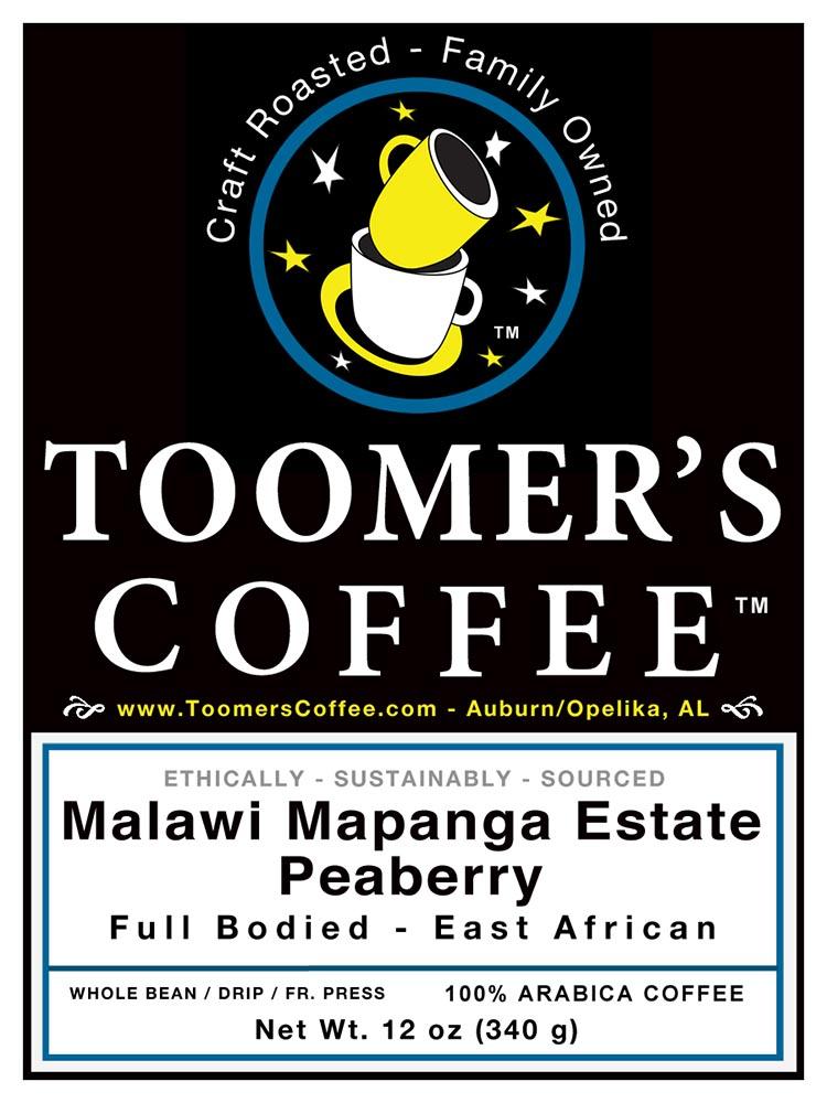 Malawi Mapanga AA Peaberry