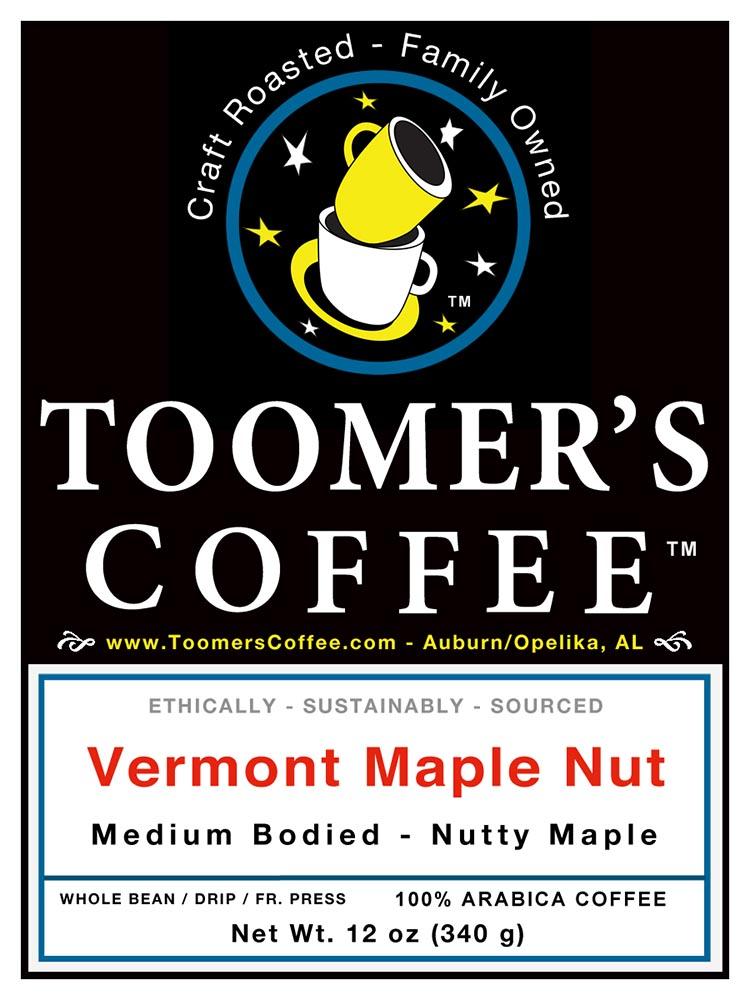 Vermont Maple Nut