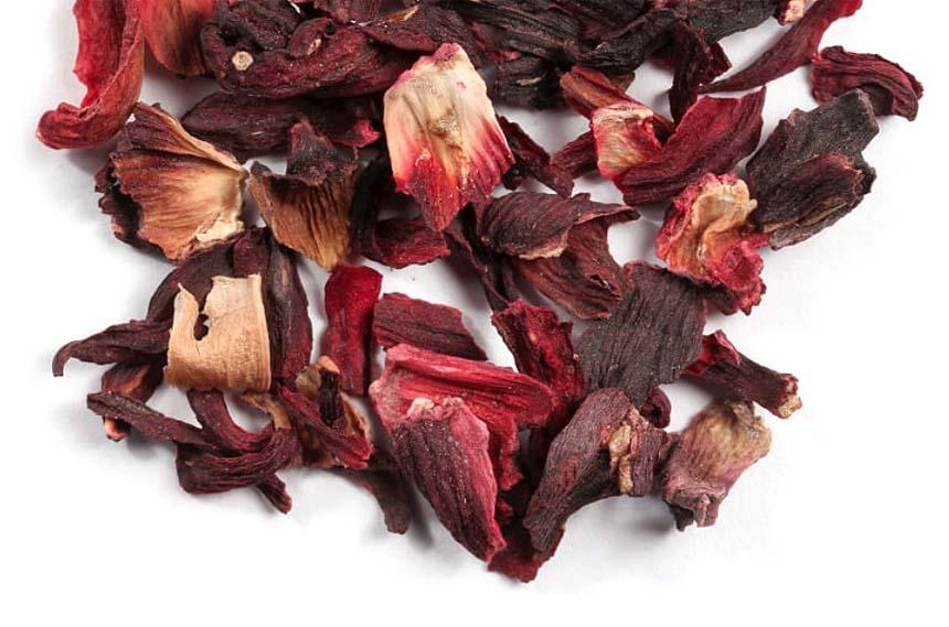 Direct Trade Loose Leaf Trade Hibiscus Tea 3 Oz Toomers