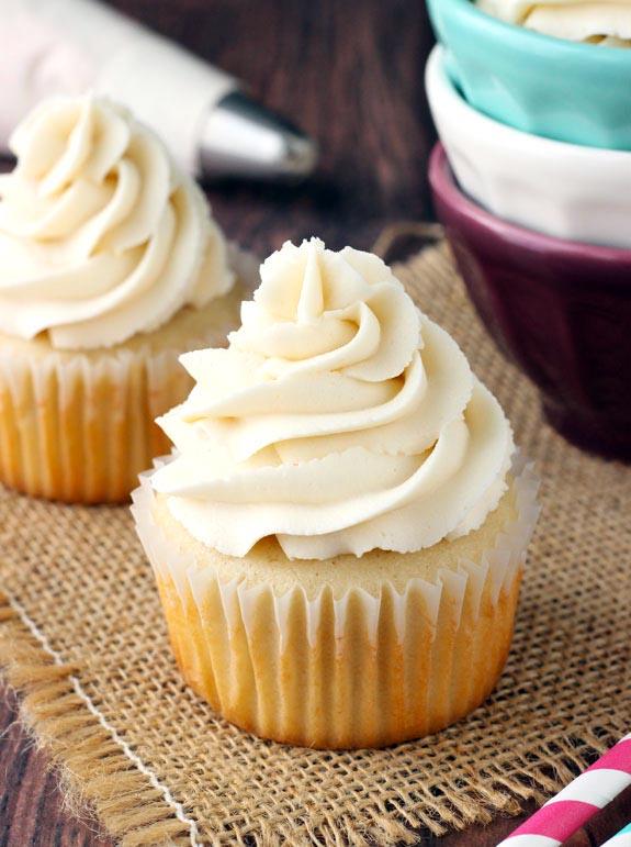 Vanilla Butter Cream